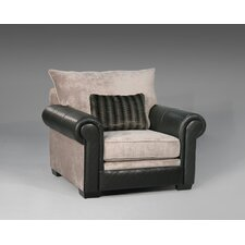 David Chair and Ottoman