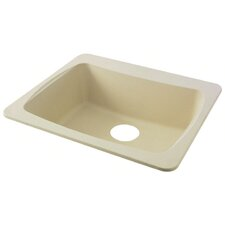 "<strong>Astracast</strong> 25"" x 22"" Alpha Granite Kitchen SinK"