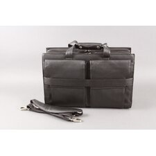 Xander Leather Laptop Briefcase