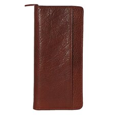 <strong>Dr. Koffer Fine Leather Accessories</strong> Travel Document Wallet