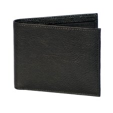 <strong>Dr. Koffer Fine Leather Accessories</strong> ID Wallet with Fold Out Flap