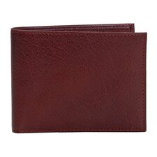 <strong>Dr. Koffer Fine Leather Accessories</strong> 5 Pocket ID Wallet