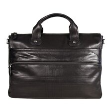 <strong>Dr. Koffer Fine Leather Accessories</strong> Laptop Bag