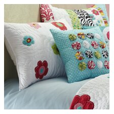 <strong>Amity Home</strong> Abby / Jane Flower Standard Sham