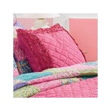Pink Chelsea Sham - Standard