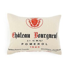 Chateau Bourgneuf Boudoir Pillow
