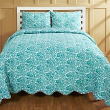 <strong>Amity Home</strong> Ika Quilt Set