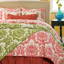 <strong>Amity Home</strong> Damask Quilt Collection