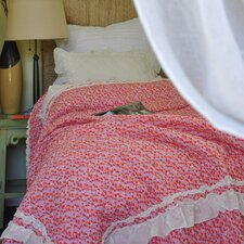 Anabell Quilt Set in Pink