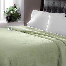 <strong>Serta</strong> Serta Luxe Plush Micro Fleece Electric Blanket
