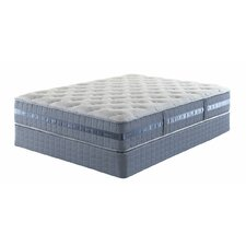 Perfect Sleeper SmartSurface Canyon Walk Standard Height Plush Mattress