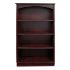 York Medium Wide Bookcase