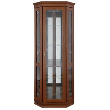 Lincoln Corner Display Cabinet