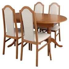 Lichfield 5 Piece Dining Set