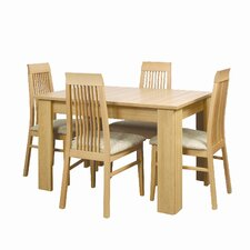 Huxley 5 Piece Dining Set