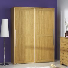Melody 2 Door Sliding Door Wardrobe