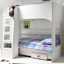 MyPod Cabin Single Bed with Sliding Under Bed Frame