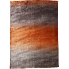 Grace Orange Area Rug