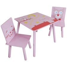 Owl and Pussycat Table and Chair