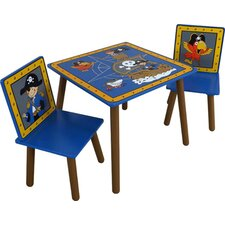 Pirate Table and Chair