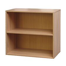 Evolution 2 Shelf Bookcase