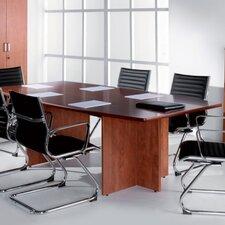 Concerto Boardroom Table in Cherry