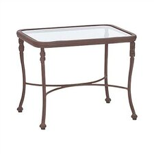 <strong>Woodard Landgrave</strong> Chateau Rectangular Side Table