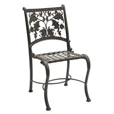 <strong>Woodard Landgrave</strong> Old Gate Bistro Dining Side Chair with Cushion