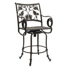 "Old Gate Swivel 26.3"" Barstool with Cushion"
