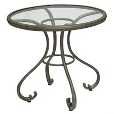 <strong>Woodard Landgrave</strong> Old Gate Round Bistro Table
