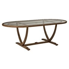 Vienna Oval Dining Table