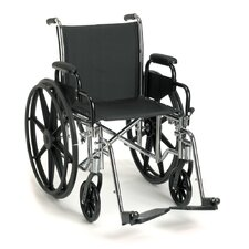 Breezy EC 3000 Lightweight Wheelchair