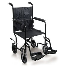 Breezy EC Transport Wheelchair