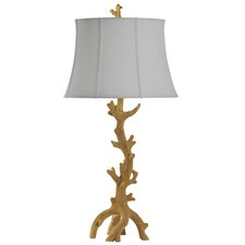 Natural Tree Branch Table Lamp