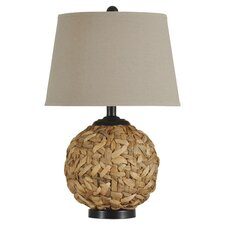 "27.5"" H Table Lamp with Empire Shade"