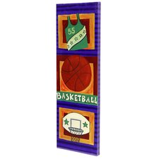 <strong>Style Craft</strong> Basketball Canvas Art