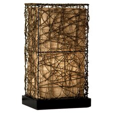 """Accent 14"""" H Table Lamp with Rectangle Shade"""