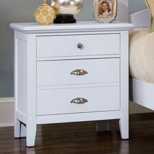 Twilight 2 Drawer Nightstand