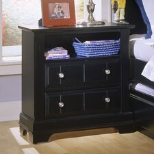 <strong>Vaughan-Bassett</strong> Cottage 2 Drawer Nightstand