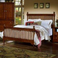 Cottage Slat Bed