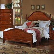 Cottage Panel Bed