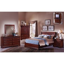 Barnburner Thirteen Low Profile Bedroom Collection