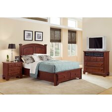 Hamilton Franklin Storage Bedroom Collection