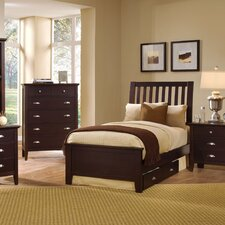 <strong>Vaughan-Bassett</strong> Twilight Slat Youth Bedroom Collection