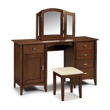 Marshall Twin Pedestal Dressing Table