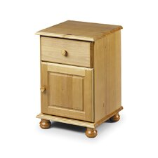 Woodward 1 Drawer Bedside Table
