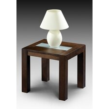 Mendoza Lamp Table in Wenge