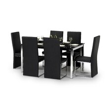 <strong>Home Zone</strong> Neville 7 Piece Dining Set