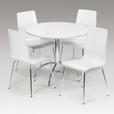 <strong>Home Zone</strong> Nelson 5 Piece Dining Set