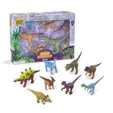 Wild Republic Toy Moveable Action Playset Dinosaur